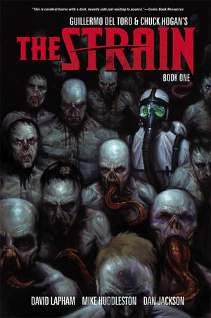 bThe Strain volume 4 The Fall Mike Huddleston