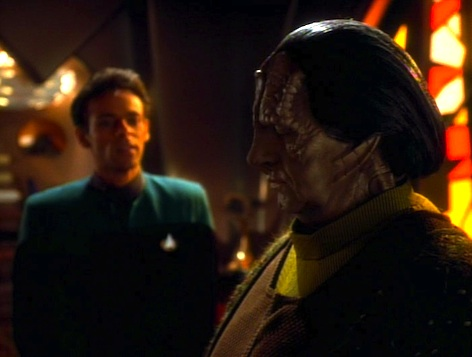 Star Trek: Deep Space Nine Rewatch on Tor.com: The Wire