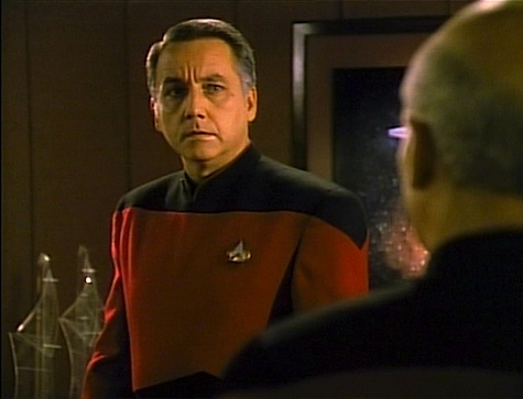 """Star Trek: The Next Generation Rewatch: """"The Wounded"""" 