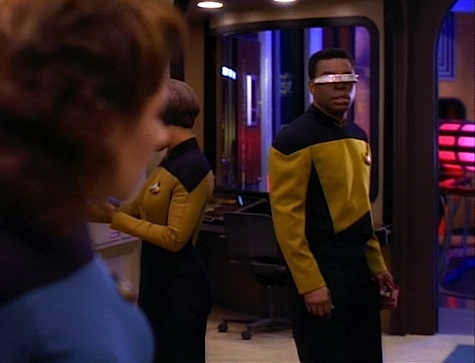 Star Trek: The Next Generation rewatch Thine Own Self