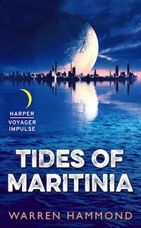 Warren Hammond Tides of Maritinia
