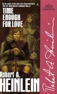 Time Enough for Love power of love in sci-fi