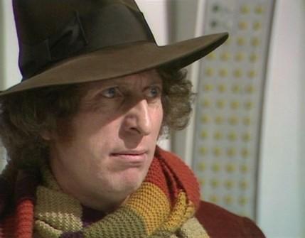 The Fourth Doctor Tom Baker