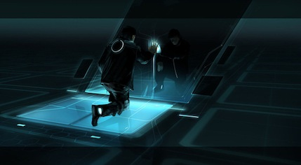 Tron Concept Art on Tor.com Art Department