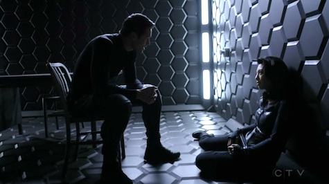 Agents of S.H.I.E.L.D. season 1 episode 17 recap: Turn, Turn, Turn