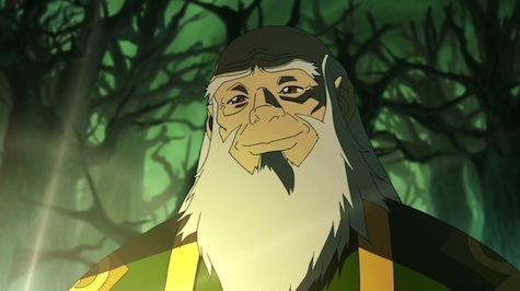 The Legend of Korra A New Spiritual Age
