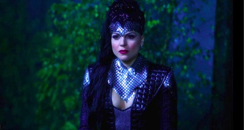 Villain Fashion, Once Upon A Time, Lana Parilla, Regina