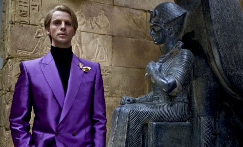 Villain Fashion, Watchmen, Ozymandias