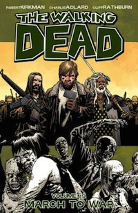 The Walking Dead Book Cover