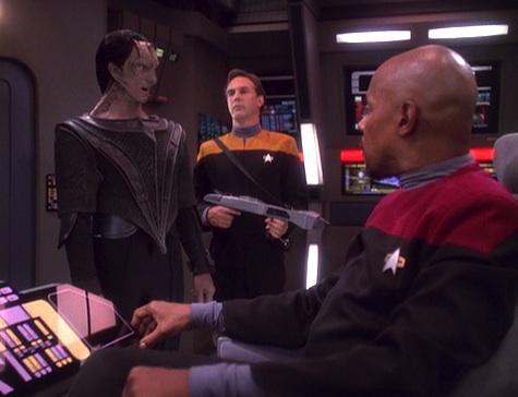Star Trek: Deep Space Nine Rewatch on Tor.com: The Way of the Warrior