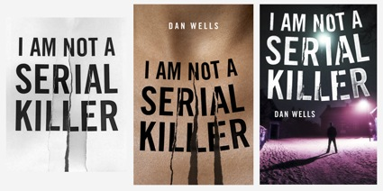 I Am Not a Serial Killer covers