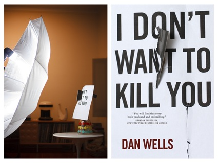 I Don't Want to Kill You cover process