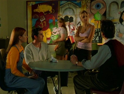 Buffy The Vampire Slayer The Worst Part Is The Stains Tor Com