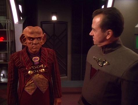 Star Trek: Deep Space Nine Rewatch on Tor.com: Who Mourns for Morn?
