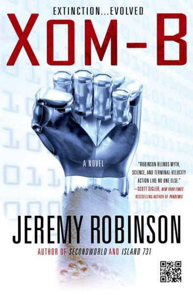 Xom-B Jeremy Robinson