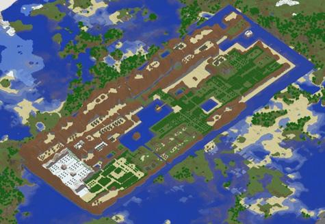 The Legend of Zelda's World Map