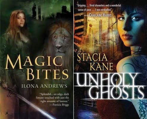 Urban fantasy recommendations