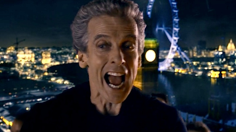 Doctor Who Last Christmas.This Is The Story Of Your Life Doctor Who Last Christmas