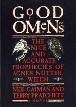 how Neil Gaiman and Terry Pratchett wrote Good Omens