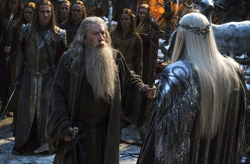 The Hobbit: The Battle of the Five Armies, Gandalf