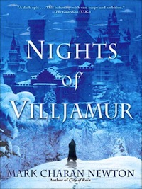 Nights of Villjamur Mark Charan Newton