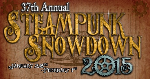 Steampunk Events January 2015