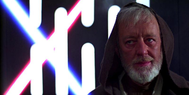 Star Wars, Vader, Obi-Wan