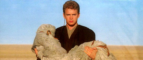 Star Wars, Anakin and Shmi Skywalker, Attack of the Clones