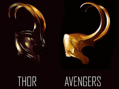 Loki Tom Hiddleston The Avengers