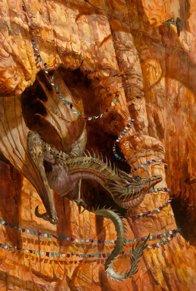 Aron Miller, Red Rocks Dragon