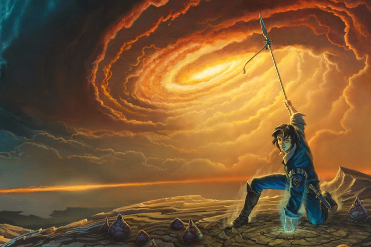 Michael Whelan Brandon Sanderson Words of Radiance