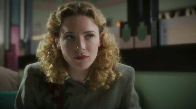 Agent Carter: The Iron Ceiling