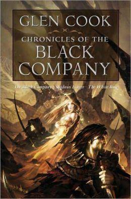 Glenn Cook Black Company