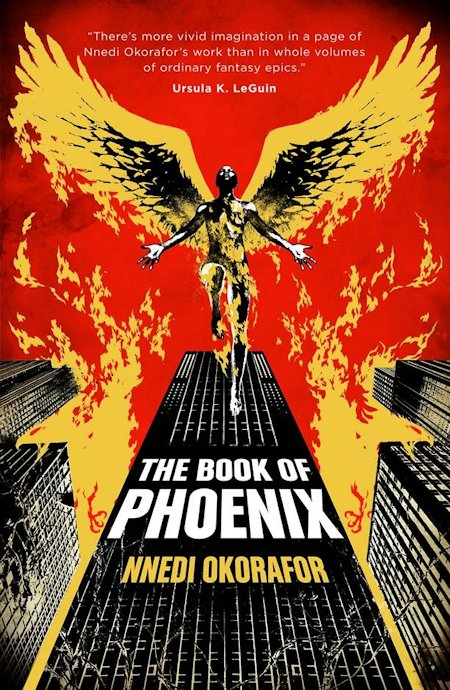 The Book of Phoenix Nnedi Okorafor