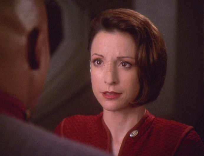 Star Trek: Deep Space Nine, Til Death Do Us Part