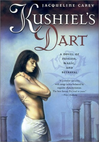 Kushiel's Dart Reread Tor.com Jacqueline Carey book cover