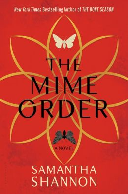 The Mime Order Samantha Shannon