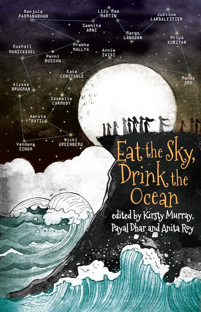 Eat the Sky Drink the Ocean anthology