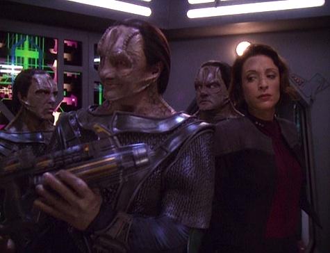 Star Trek: Deep Space Nine Rewatch on Tor.com: Tacking Into the Wind