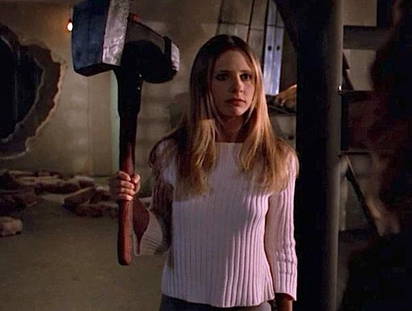 Buffy the Vampi Slayer