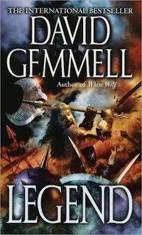 David Gemmell Legend