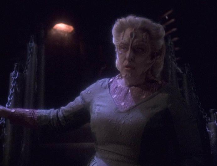 Star Trek Deep Space Nine Rewatch The Dogs of War housekeeper Cardassia Prime