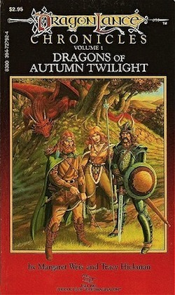 Dragons of Autumn Twilight Dragonlance