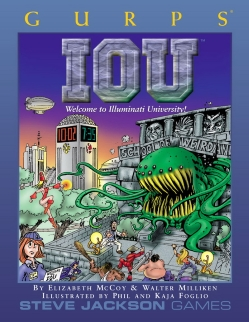 Gurps IOU role playing