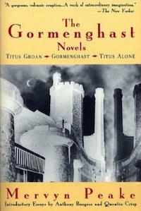 Gormenghast trilogy