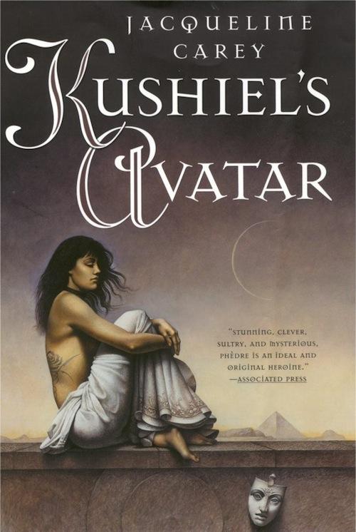 Kushiel's Reread Tor.com Kushiel's Avatar book cover Jacqueline Carey