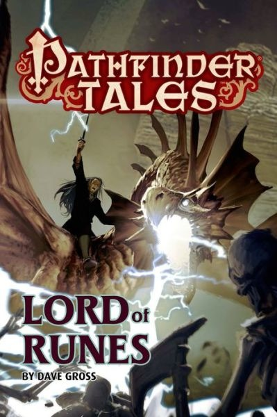 Pathfinder Tales Lord of Runes