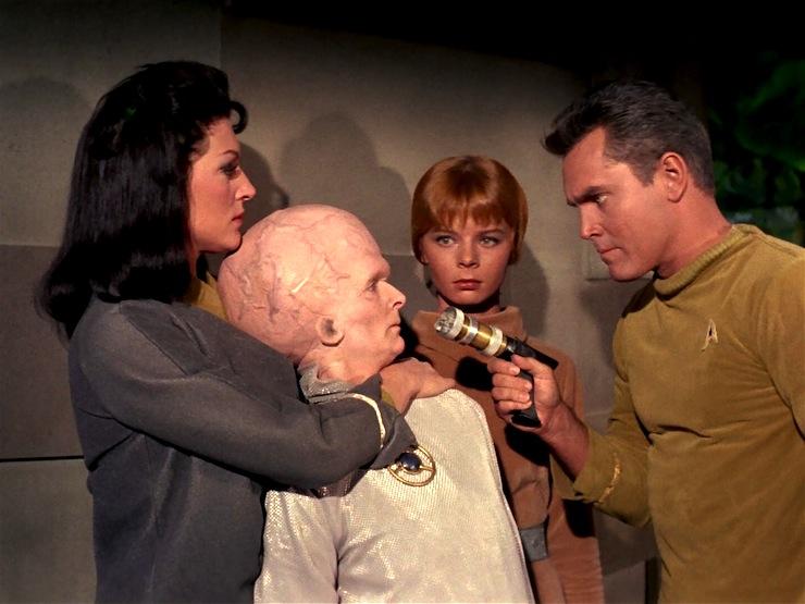 Star Trek, The Cage