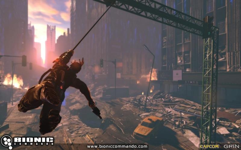 Bionic CommandoPortal 2