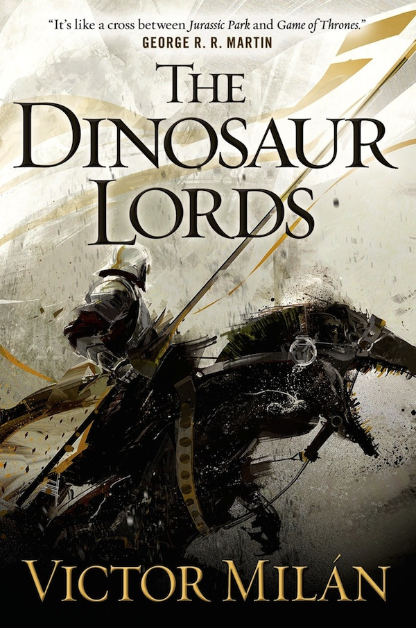 The Dinosaur Lords Victor Milan